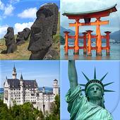 Famous Monuments icon