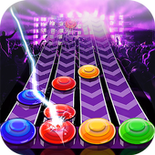 Rock Challenge: Electric Guitar Game icon