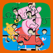 Piglet Puzzle - 2020 icon