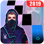 Piano Tiles: Alan Walker DJ icon