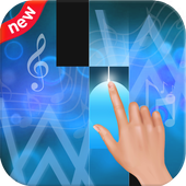 Alan walker-piano Tiles Master icon