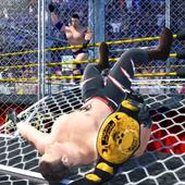 Wrestling Cage Revolution icon