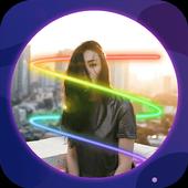 Light Spiral Photo Editor icon
