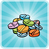 Drugs Dictionary (Free) icon
