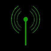 FM Transmitter Radio for car icon