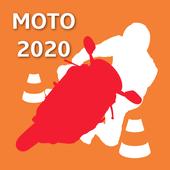 ETM Permis Moto - A A1 A2 - Plateau et Circulation icon
