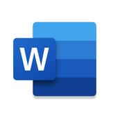 Microsoft Word: Write, Edit & Share Docs on the Go icon