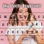My Photo Keyboard Themes Free icon