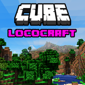 CUBE LocoCraft Crafting Exploration icon