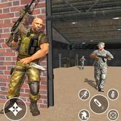 Gun Squad 3D: Free Online FPS Shooting Games 2020 icon