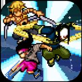 Ultimate Ninja Fighting Heroes icon