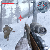 Call of Sniper WW2: Final Battleground War Games icon