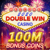 Double Win Casino Slots - Free Vegas Casino Games icon
