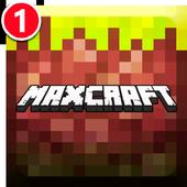 MaxCraft Big City Prime Builder Games icon