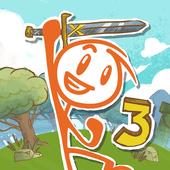 Draw a Stickman: EPIC 3 icon