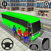 City Passenger Coach Bus Simulator: Bus Driving 3D icon