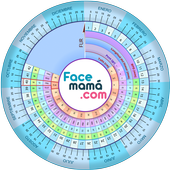Pregnancy Weeks Calculator by Facemama icon