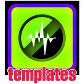 Avee Player templates icon