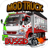 LIVERY BUSSID MOD TRUCK Indonesia icon