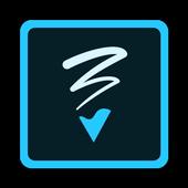 Adobe Photoshop Sketch icon