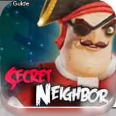 Neighbor Secret Hints Alpha Secret Mobile tips icon