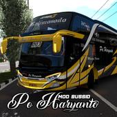 MOD bus PO Haryanto icon