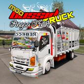 Mod Truck Angsa Putih icon
