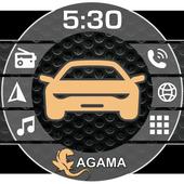 AGAMA Car Launcher icon