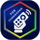 TV Remote for Changhong icon