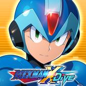 ROCKMAN X DiVE icon