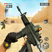 FPS Commando Secret Mission - Free Shooting Games icon