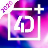 4D Live Wallpaper icon