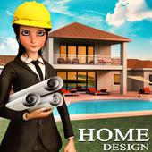 House Design & Makeover Ideas: Home Design Games icon