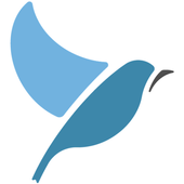 Learn 163 Languages Free | Bluebird icon