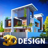 3D Home Design & Interior Creator icon