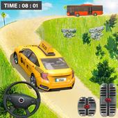 Grand Taxi Simulator : Modern Taxi Game 2020 icon