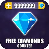 Free Diamonds Counter For Mobile Legend 2020 icon