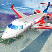 Airplane Flight Adventure 2019 icon