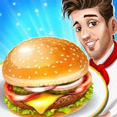 Burger Maker Cooking Hub: Restaurant Games icon