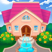 Home Design & Mansion House Decorating Games Manor icon