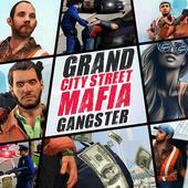 Grand City Street Mafia Gangster icon