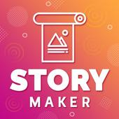 Story Maker - Insta Story Editor, Story Templates icon