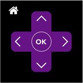 Remote for ROKU TVs / Devices : Codematics icon