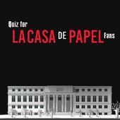 Quiz for La Casa de Papel icon