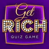 Trivia Quiz Get Rich - Fun Questions Game icon
