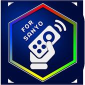 TV Remote for Sanyo icon