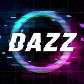 Dazz Cam App: Glitch Photo Effects & VHS Camcorder icon