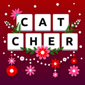 Word Catcher. Fillwords: find the words icon