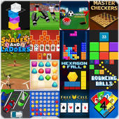 Feenu Offline Games icon