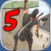 Ninja Samurai Assassin Hero 5 Blade of Fire icon